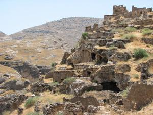 ハサンケイフ城跡