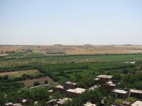 ディヤルバクルの城壁の外