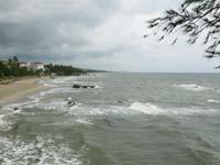 フーコック島ロングビーチ海岸