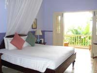 フーコック島のグランドメルキュールラ・ベランダリゾート&スパの部屋