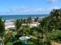 フーコック島のグランドメルキュールラ・ベランダリゾート&スパのレストランからの眺め