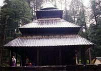 マナリお寺