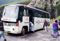 ツーリストバス