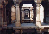 階段井戸:上層部を撮ったモノ