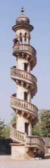 モスクの棟
