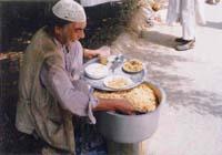 アフガンの混ぜご飯
