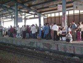 インドネシア個人旅行 2003年4月~5月