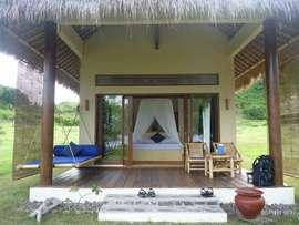 インドネシア・ロンボク島の宿泊事情
