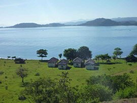 ロンボク島スコトン半島沖の小島:ギリ・アサハンの休日