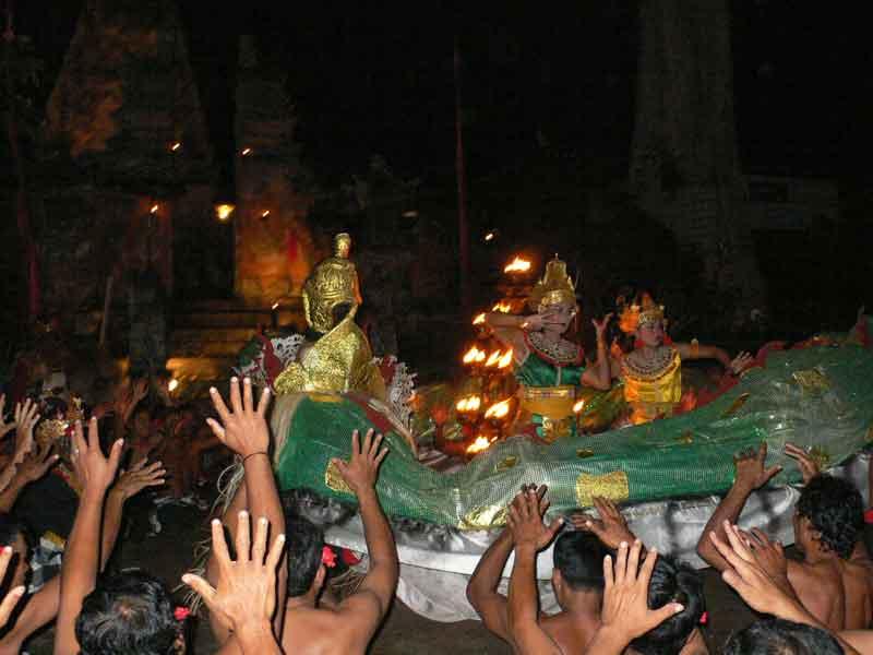インドネシアの民族文化、祭やイベントについて