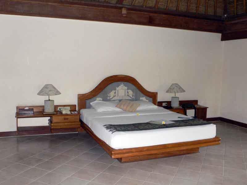インドネシア・バリ島の宿泊事情