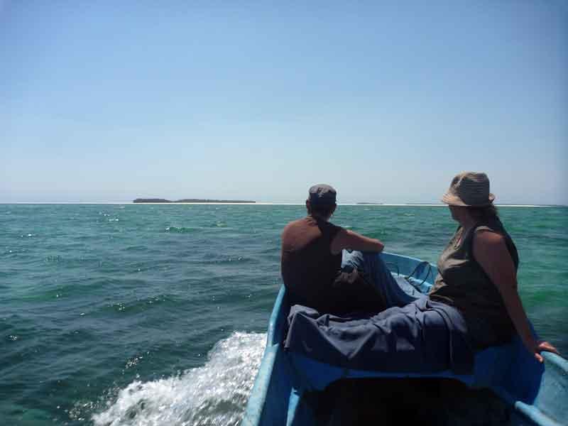 コースターコテージが提供するボートアクティビティについて。