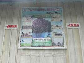 インドネシア NBA航空(アンボン-バンダ島)手配の顛末(3)