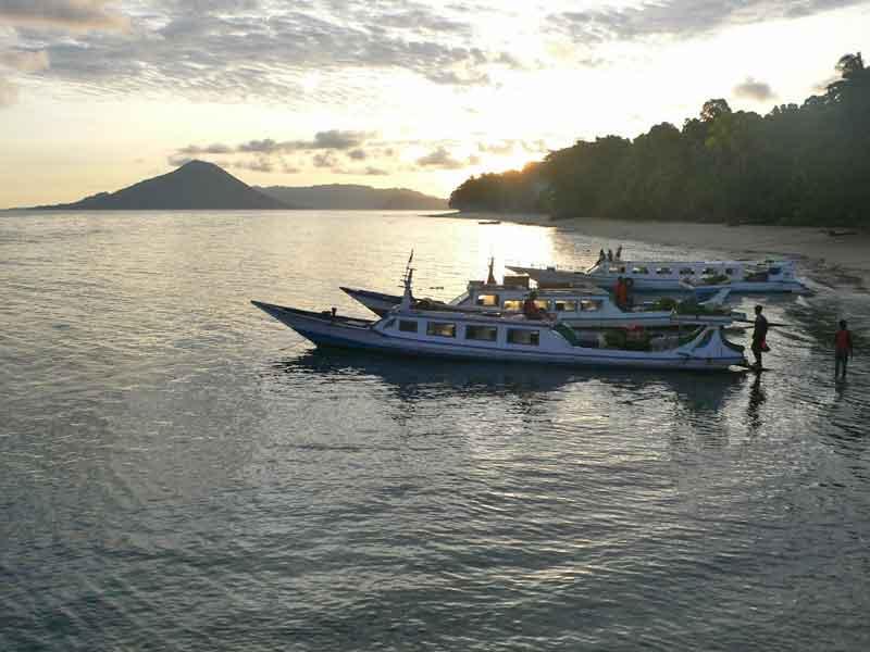 アイ島 島と共生するシンプルライフに癒された滞在。