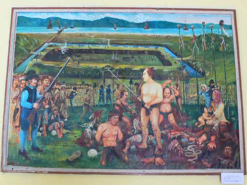 バンダ島と日本の意外なつながり。日本人傭兵と日本軍の痕跡。