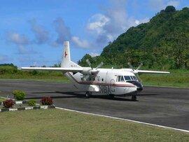 インドネシア NBA航空(アンボン-バンダ島)手配の顛末(1)