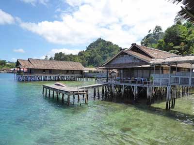 インドネシア(セラム・サパルア)個人旅行 2019年12月~2020年1月