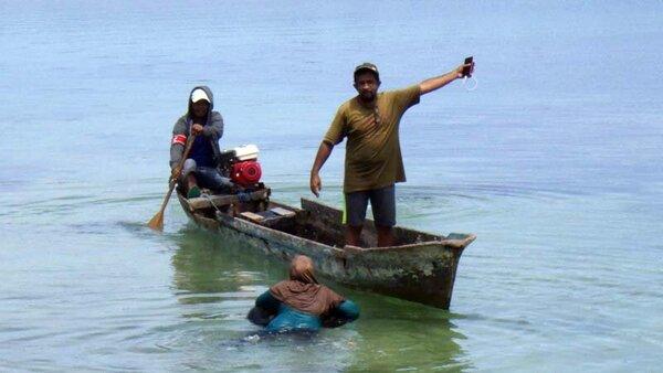セラム島で会った謎の日本語を話すインドネシア人