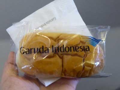 ガルーダのパン