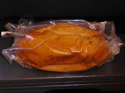 JAL 帰りもパン
