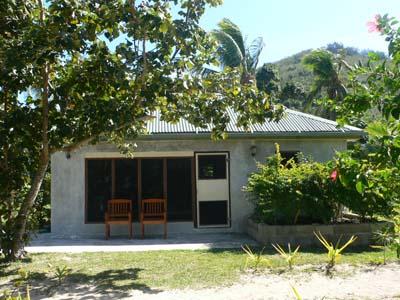 フィジー ヤサワ諸島の宿泊事情
