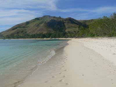 フィジー/ヤサワ諸島の旅:ナズラ島オッシュマンズでホーキーポーキー?!