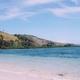 強風吹き荒れるリゾート島。ナナヌイラ島へ渡って遊ぶ。
