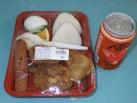 パラオの食文化:日本が残した携帯食。お弁当。