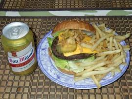 パラオの食文化:戦後のアメリカ統治のアメリカンな食生活