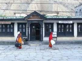 ネパールの宿泊事情
