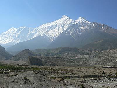 ネパール・アンナプルナ個人旅行 2013年4~5月