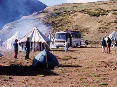 インド個人旅行(スピティ他) 2000年7月~8月