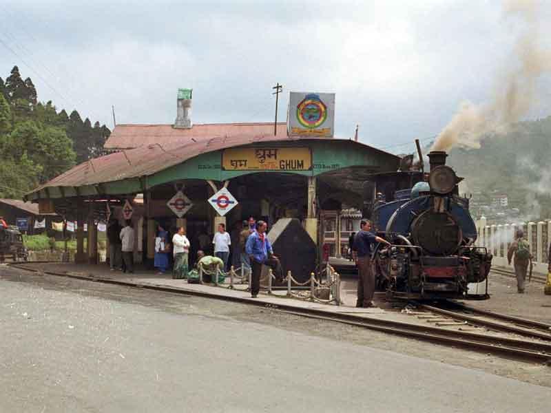 インド個人旅行(シッキム) 2004年4月~5月