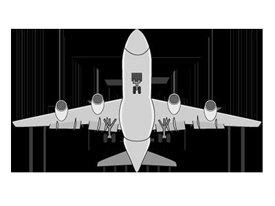 ナメてんのか!エアインディア!エンジントラブルで飛行不能。