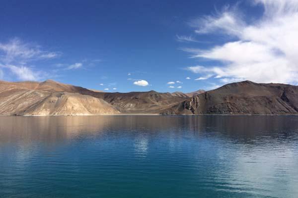 天空の湖パンゴンツォ