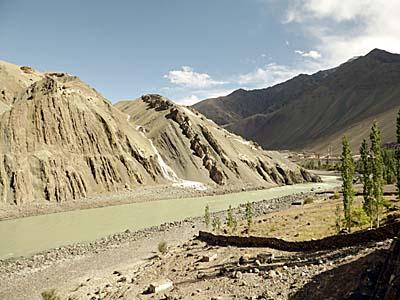 インダス川