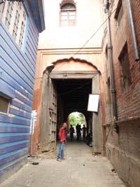 ムバラクマンディ城門