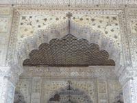 イスラム装飾のタイル
