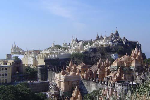 シャトルンジャヤ寺院 パリタナ