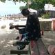 タイ正月ソンクラーンを島で!ピピ島モーゲン族の調べ