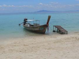 タイ(ソンクラーン)個人旅行 2008年4月