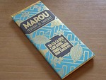 MAROUのカカオ74%チョコ