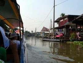 タイ・バンコク個人旅行 2010年1月