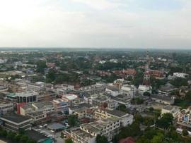 バンコク近郊散歩:スパンブリー タワーとナイトマーケット