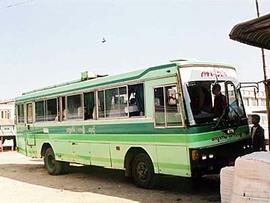路線バスは、貨物バス。運ぶのは人だけじゃなく荷物も一緒。