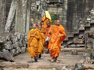 カンボジア・タイ個人旅行 2000年4月