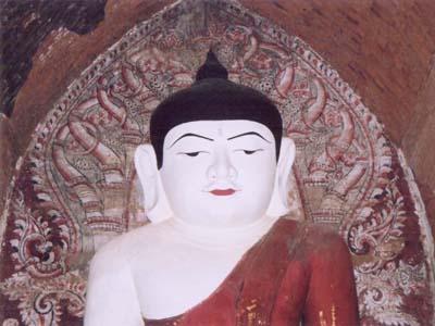 インド人みっくすビルマ人は顔形だけでなく性格も混ざる。