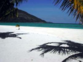 元海賊島。今はクリスマス休暇島:リペ島・アンダマンリゾート