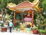 ダットセット寺の仏様