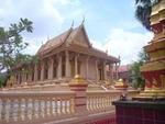 クメール寺院の外観